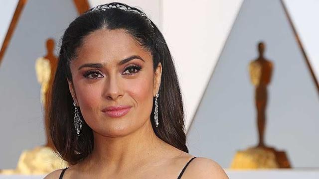 """Salma Hayek: """"Weinstein amenazó con romperme las rótulas durante el rodaje de 'Frida'"""""""