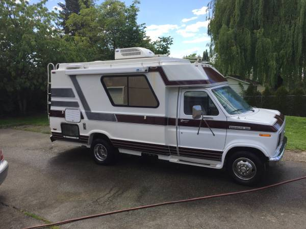 Used Class B Motorhomes For Sale By Owner Craigslist - 2019-2020 New