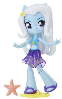 Equestria Girls Mini Beach Summer Fun Fashion Doll Trixie Lulamoon
