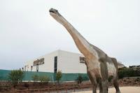 Turiasaurus riodevensis - Dinópolis Teruel.
