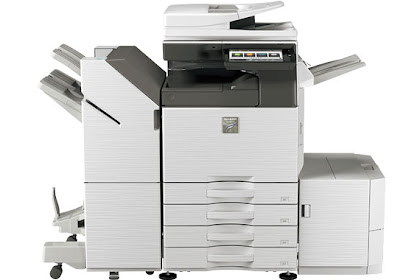 Sharp MX-6050 Printer Driver Download