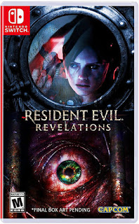 Resident Evil : Revelations Switch XCI NSP