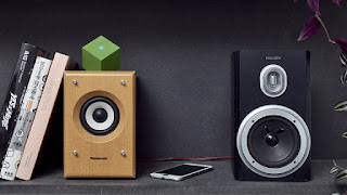Speaker audio system with Bluetooth