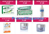 Logo Buoni sconto per risparmiare su 47 prodotti in Farmacia