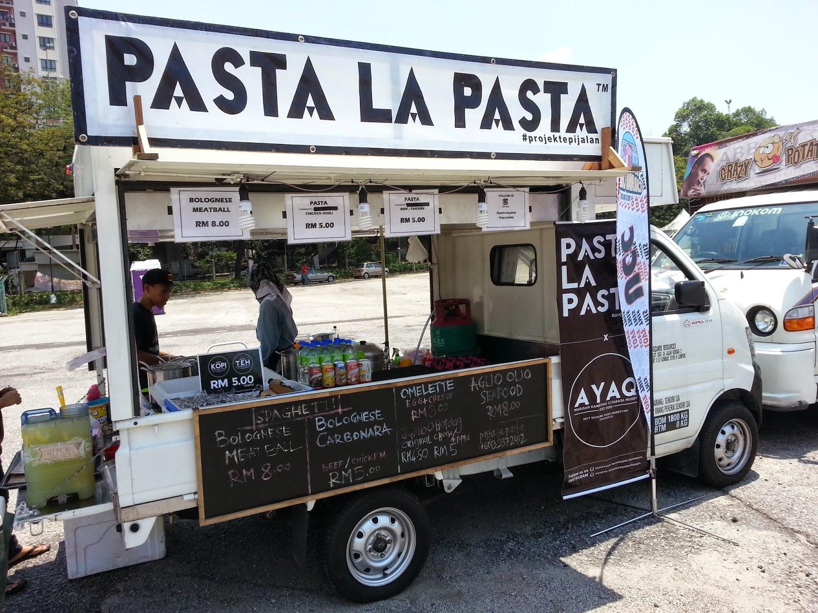 That S My Pasta Food Truck Menu