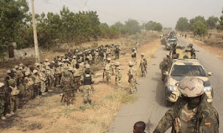 NIGERIAN ARMY PREVENTS BOKO HARAM ATTACK IN BORNO