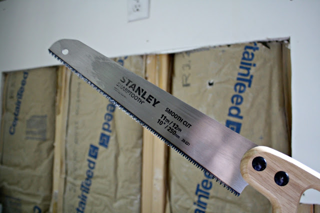 saw for cutting drywall