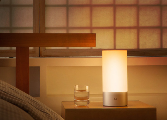 The Smart Amp Stylish Xiaomi Yeelight Bedside Lamp Hdpixels