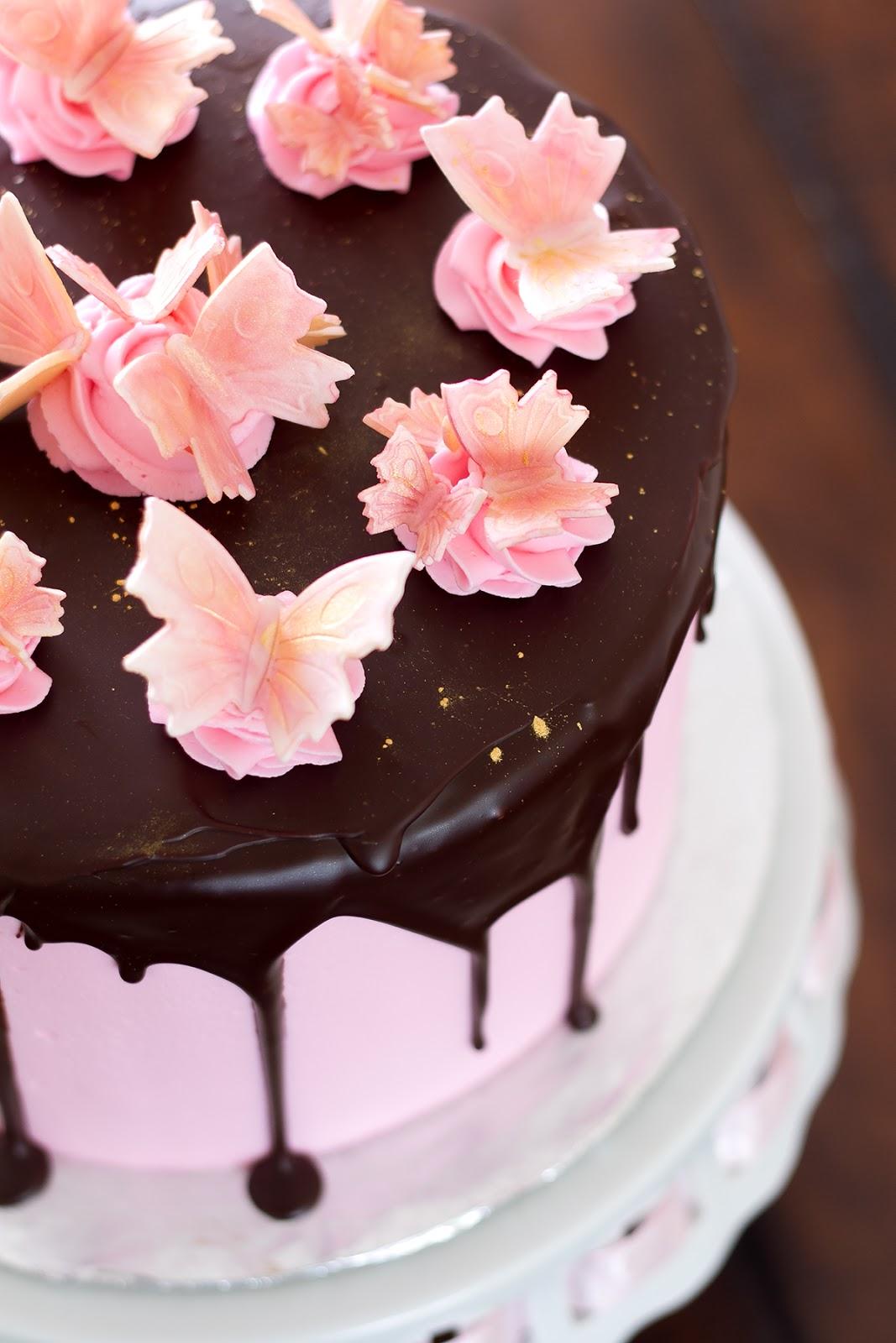 The Cullinan Family: Ganche Cake