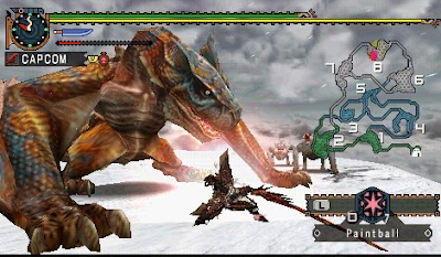 Monster Hunter Freedom 2 Game