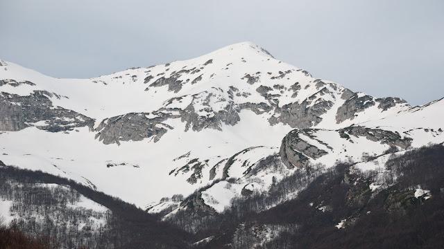 Punta Trento vista da Capo Pezza