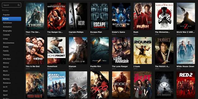 بعض أفلام ومسلسلات نتفليكس