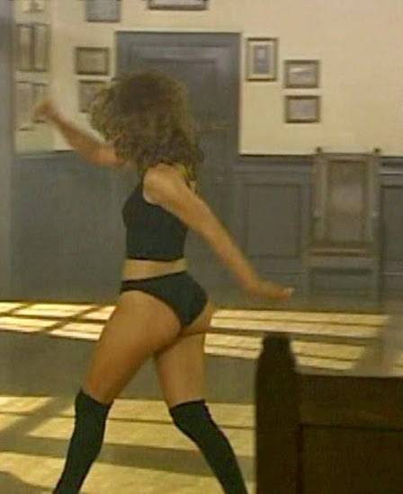 Jlo flashdance remade music video 9