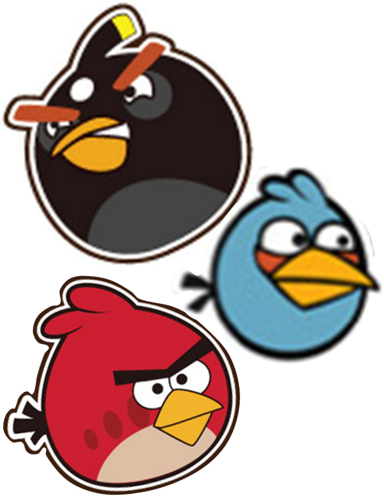 The Sew Er The Caker The Copycat Maker Angry Bird