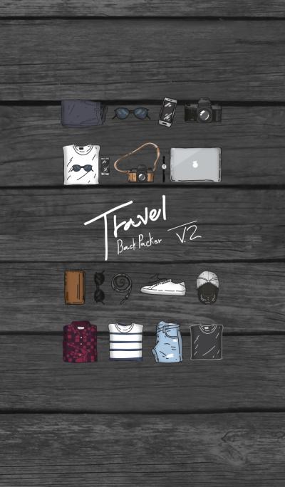 Travel Back Packer V2