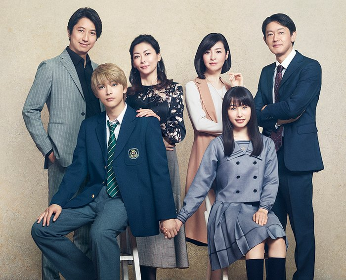 Marmalade Boy live-action cast