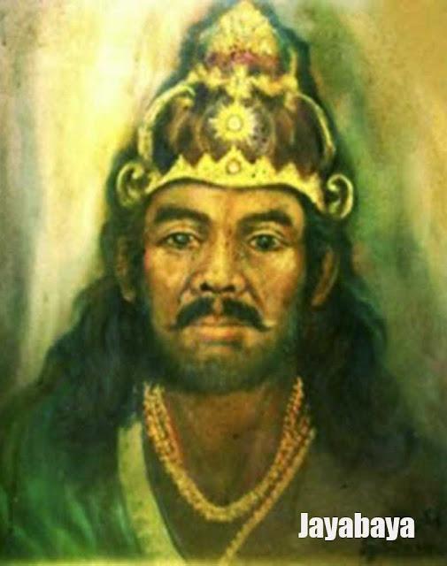 Gambar Jayabaya Raja Kerajaan Kediri