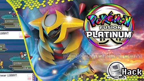 Pokemon Fusion Platinum
