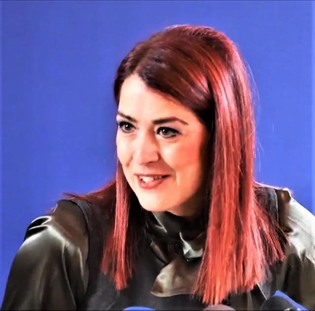 Η Έλενα Ασπιώτη υποψήφια με τον συνδυασμό Ναυπλιο Επόμενη Μέρα του Δ. Κωστούρου