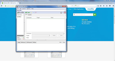 how to add selenium IDE in firefox