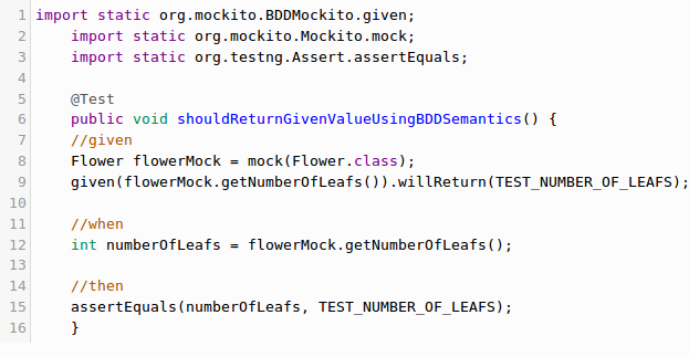 Unit tests with Mockito - Starter ~ IT BLOG