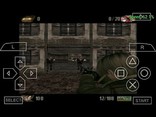 resident evil 4 di ppsspp