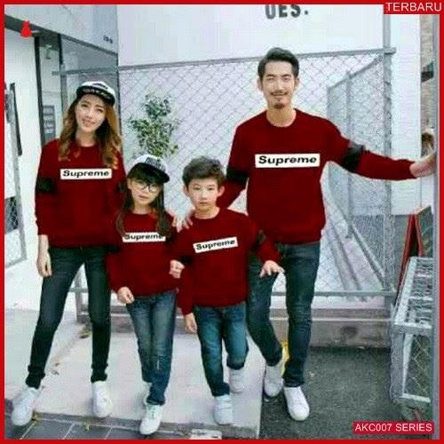 AKC007S51 Sweater Couple Keluarga Anak 007S51 Keluarga Family BMGShop