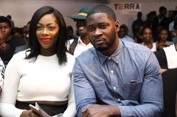 Teebillz spotted for the first time after breaking up with Tiwa Savage