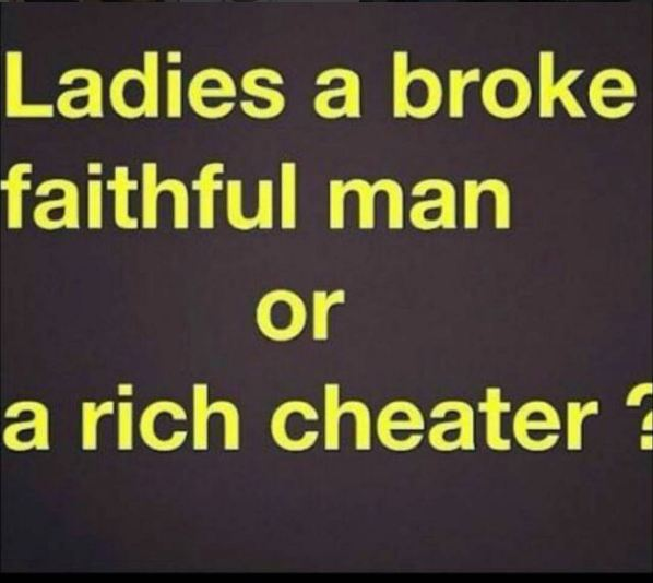 dating faithful I just want to know if there are any faithful men, or is that just a dream if there are, where are they i have decided that i am a cheater magnet i am honestly trying to figure out what is wrong w.