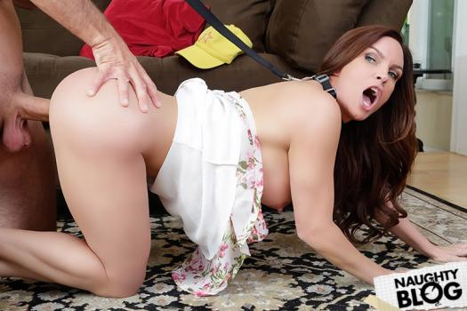 Big Butts Like It Big – Diamond Foxxx: Lying Doggystyle