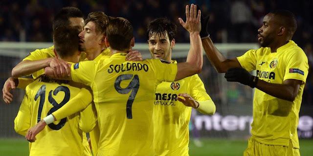 Villareal vs Liverpool