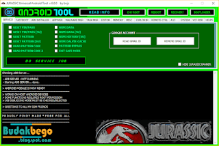 Download Jurassic Universal Android Tool v.6.0.0 Crack