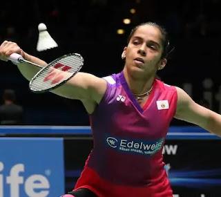 Saina Nehwal versus Carolina Marin, BWF World Championships