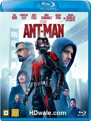 Ant Man full Movie Download English (2015) 1080p & 720p BluRay