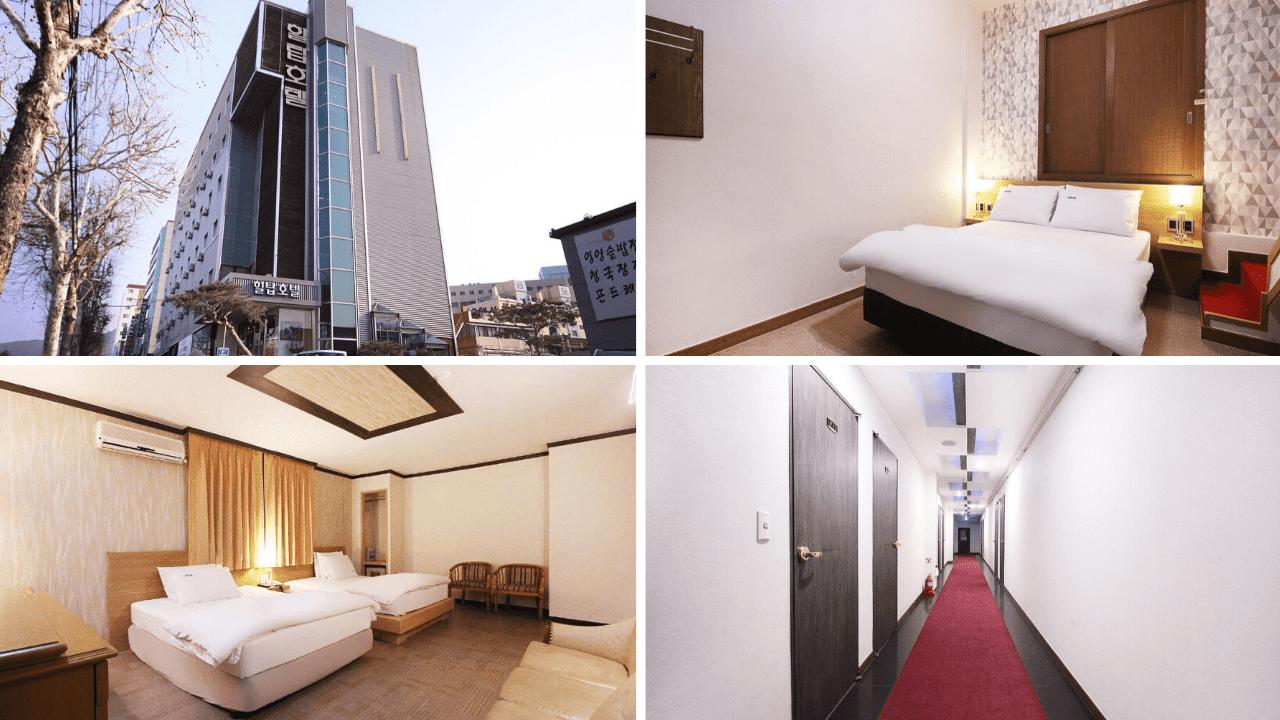 รีวิว!! 10 ที่พักแทกู (Daegu) ใกล้ที่เที่ยว เริ่มต้นแค่ 400 บาท/คืน
