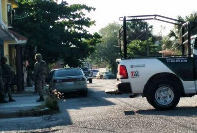 EJECUTAN a tres integrantes de una familia en Tamaulipas