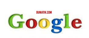 logo google pertama