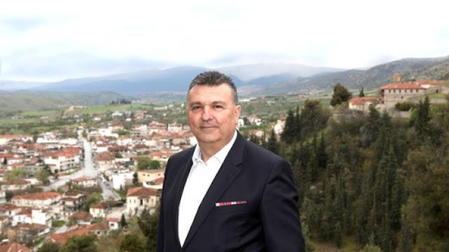 ΝΙΚΟΣ ΕΥΑΓΓΕΛΟΥ: Αλλάξαμε την εικόνα του Δήμου Ελασσόνας!