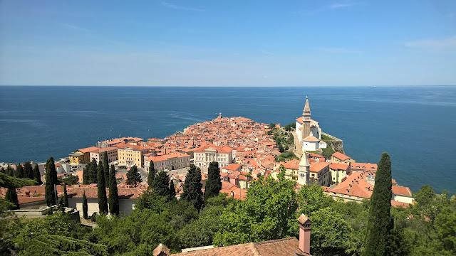 Slovenia Coastline