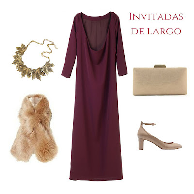 Vestido Helena Largo