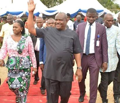 """I am ready to defend Rivers State with my life"" - Governor Nyesom Wike"