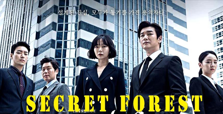 Sinopsis Drama Secret Forest