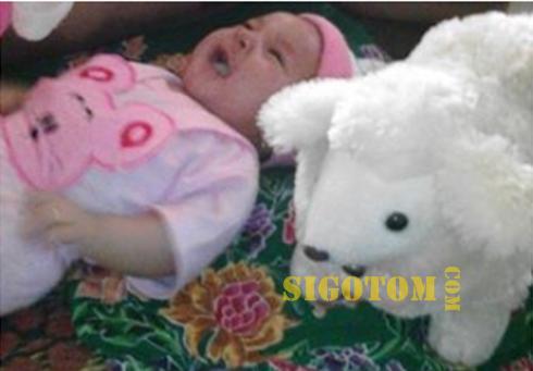 ciri-ciri Bayi yang normal, Kuat dan sehat