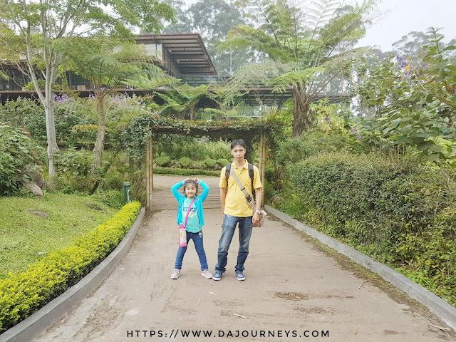 Travel Destination Dusun Bambu Lembang