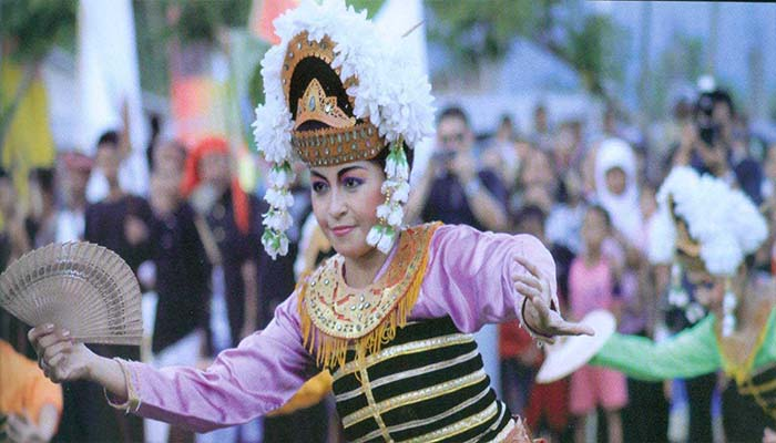 Tari Gandrung Lombok, Tarian Tradisional Dari NTB