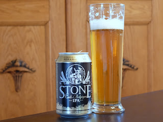 Cali-Belgique IPA fra Stone Brewing Berlin