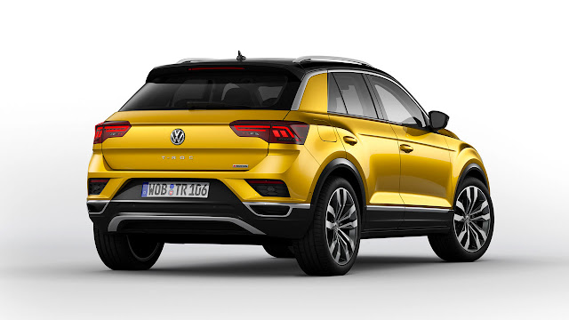 Ready to Roc! – World premiere of the new Volkswagen T-Roc SUV