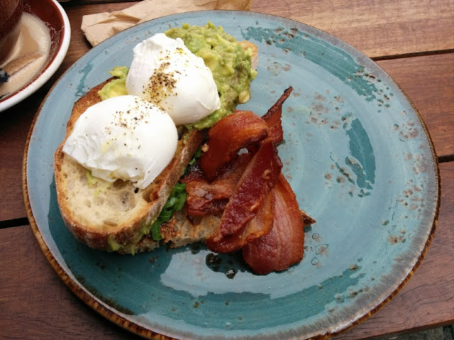 All day brunch from Federal Cafe Bar