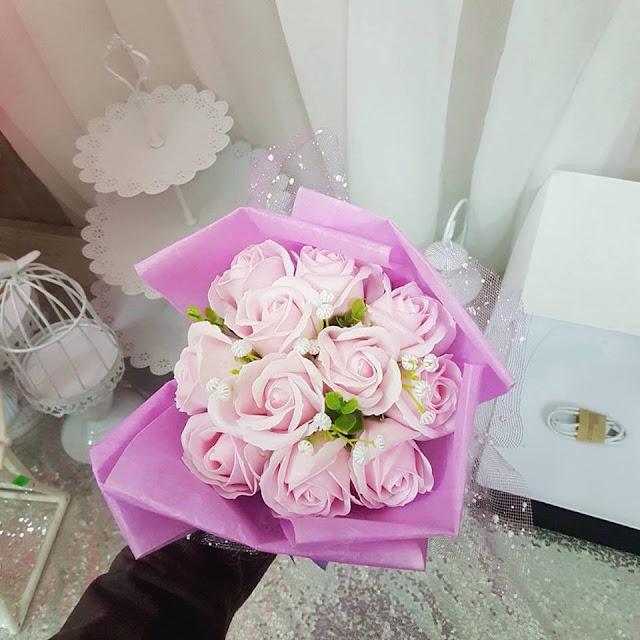 Hoa hong sap thom vinh cuu tai Hoe Nhai
