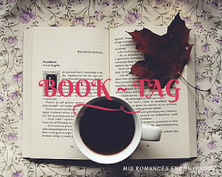 Book ~ Tag Personajes elementales